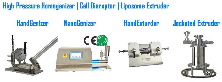 高压均质机|细胞破碎仪|脂质体挤出器
