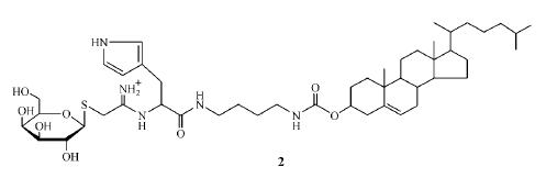一种新型的组氨酸-半乳糖化胆固醇衍生物Gal-His-C4-Cho