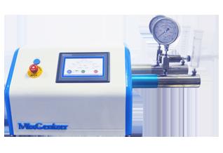 Genizer超高压交叉注射微流控混合均质仪